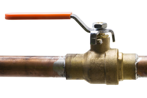 Main Shut off Valve – Do YOU know where it is located?