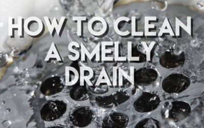 Cure Your Smelly Sink Drain