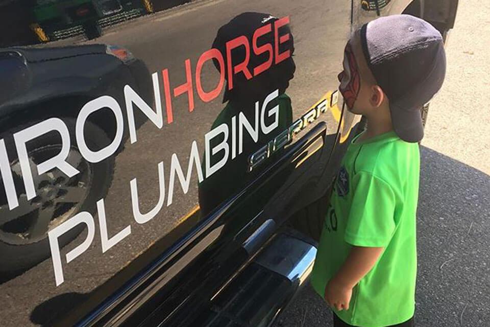 iron horse plumbing london ontario child truck plumbing services